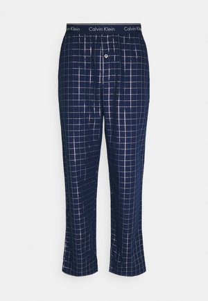 SLEEP PANT - Pyjamasbyxor - blue
