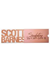 scott barnes - SCULPTING AND CONTOUR NO1 PALETTE - Face palette - - - 1