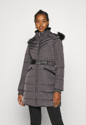 GIRO - Down coat - gris anthracite