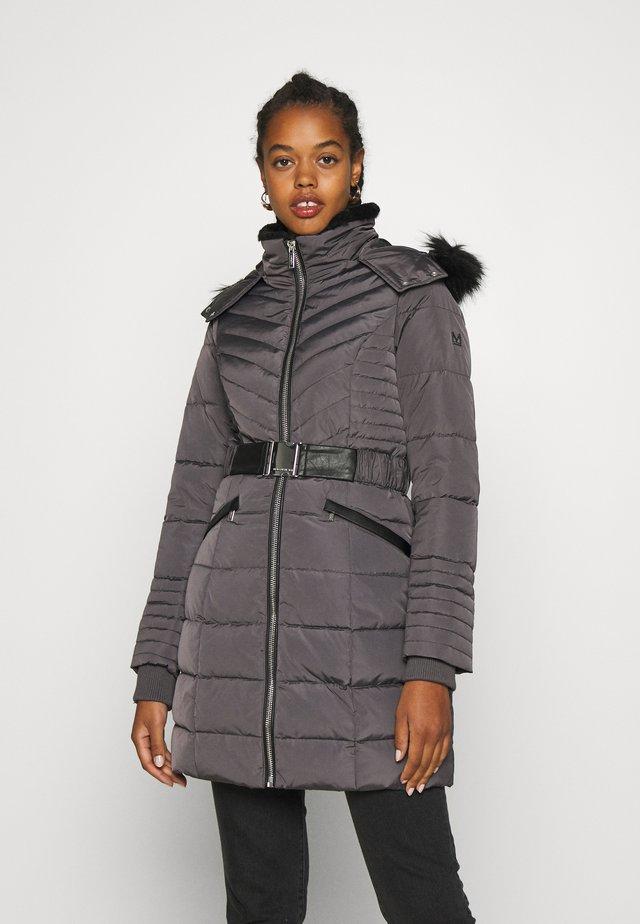 GIRO - Kabát zprachového peří - gris anthracite