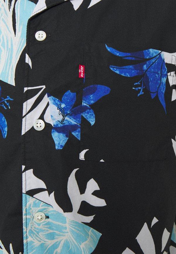 Levi's® CUBANO - Koszula - blues/czarny Odzież Męska UCAP