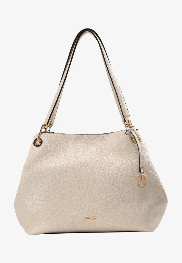 SHOPPER EBONY - Håndtasker - offwhite