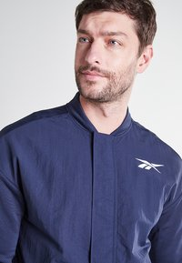Reebok - Training jacket - dark blue - 2