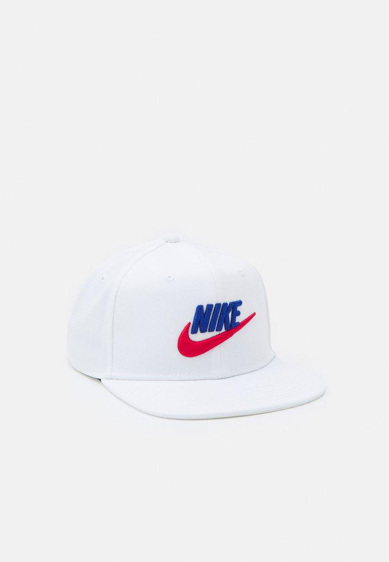 Nike Sportswear - PRO FUTURA UNISEX - Pet - white/game royal/university red