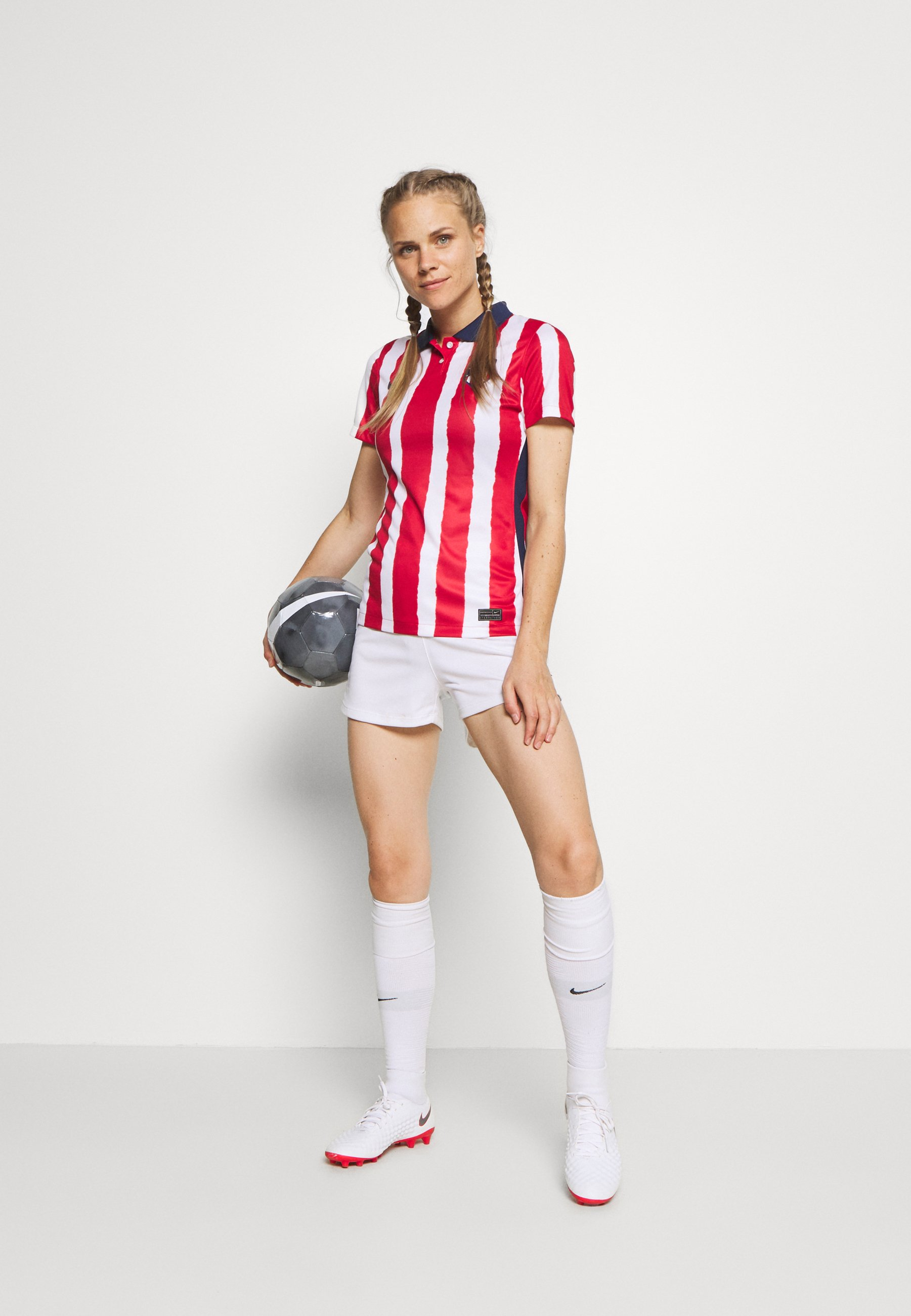 Nike Performance ATLETICO MADRID HOME - Club wear - sport red/white/midnight navy