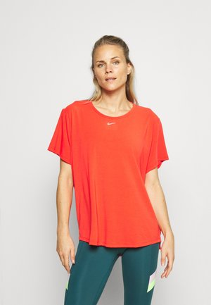 ONE LUXE - Basic T-shirt - chile red