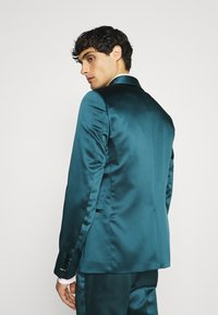 Twisted Tailor - DRACO SUIT - Kostym - bottle green - 3