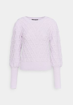ULTIMATE BOBBLE JUMPER - Neule - lilac