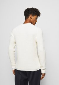 Theory - PHANOS CREW - Pullover - off white - 2