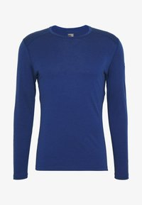 Icebreaker - MENS CREWE - Sports shirt - estate blue - 4