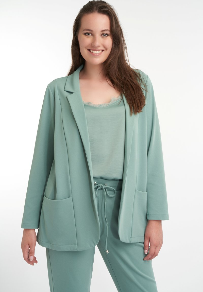 MS Mode - Short coat - licht mint