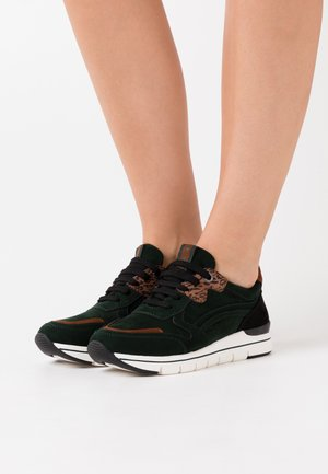 LACE UP - Zapatillas - green
