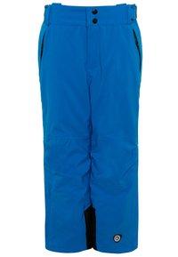 Killtec - GAUROR UNISEX - Zimní kalhoty - neon blue - 2