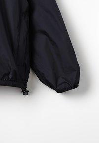 K-Way - LE VRAI CLAUDE - Waterproof jacket - black - 3