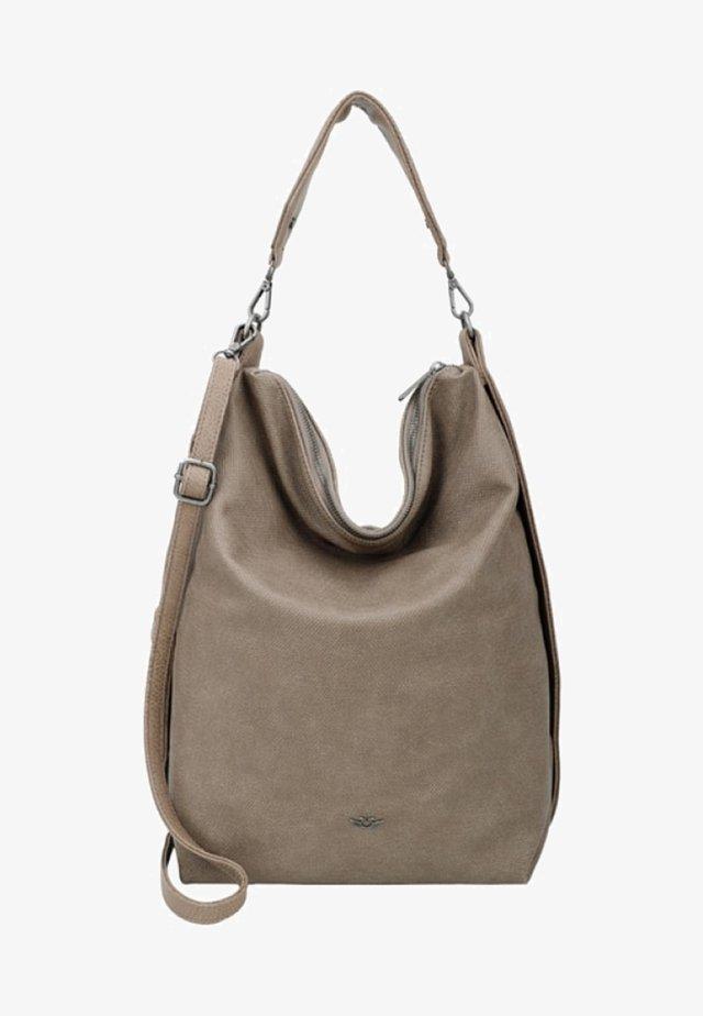 KOFFER AVA PIXLEY - Handbag - brown