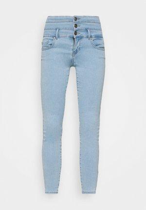 ONLROYAL LIFE CORSAGE - Jeans Skinny Fit - light blue denim