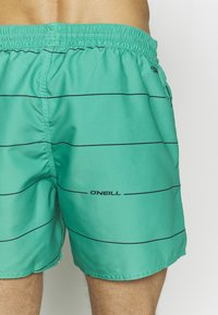 O'Neill - CONTOURZ - Swimming shorts - green/blue - 3