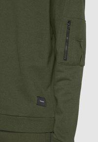 Nominal - COMBAT CREW - Sweatshirts - khaki - 4