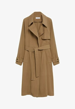 Trench - marron moyen