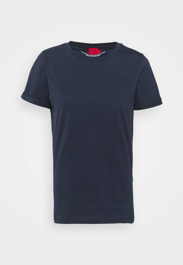THE PLAIN TEE - T-shirt basic - open blue