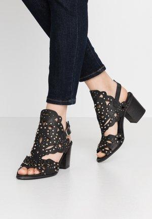 ARLENE - Sandals - pacific black
