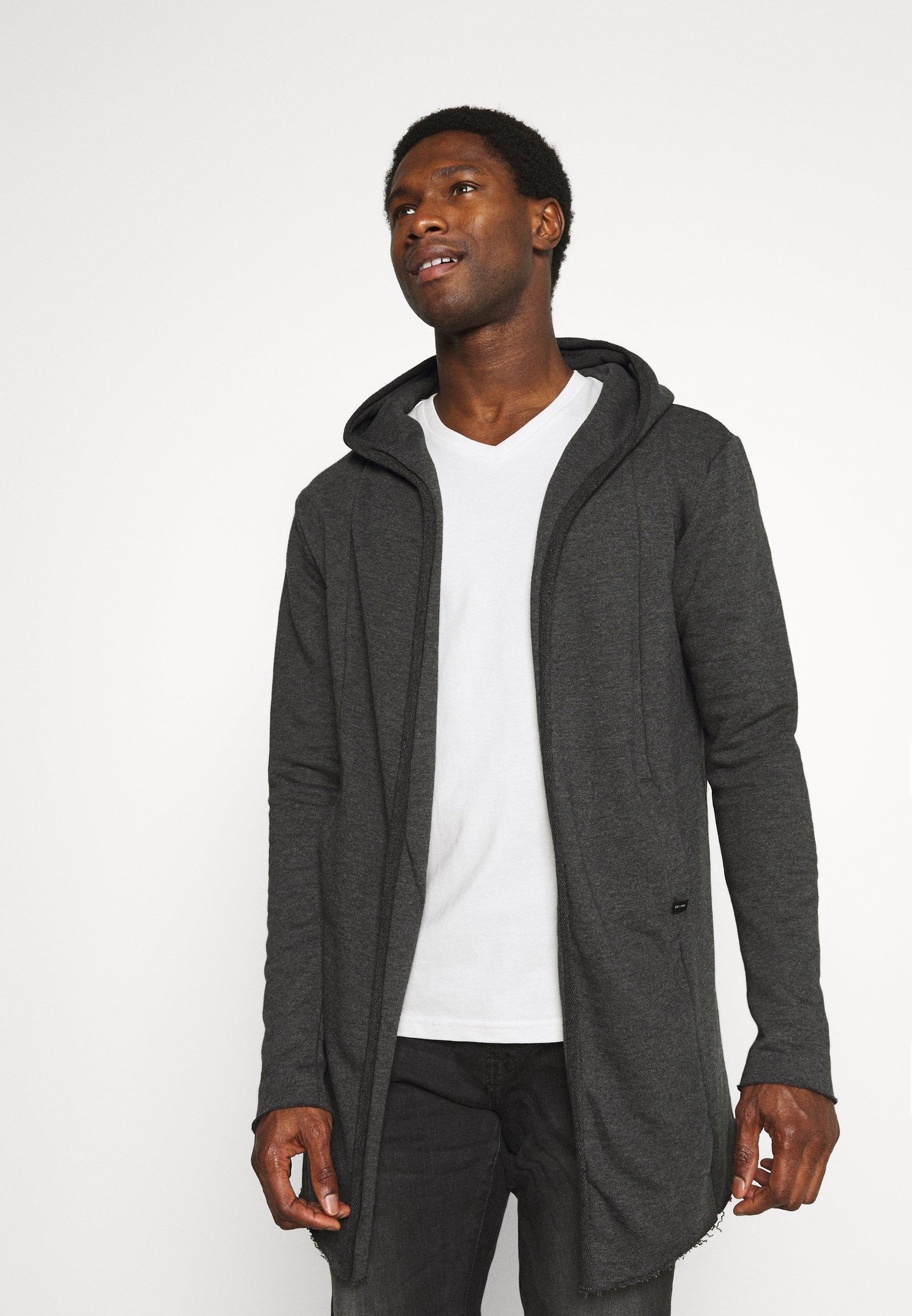 Men DAVIN - Zip-up sweatshirt