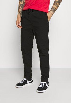 WISMANN - Pantaloni - black