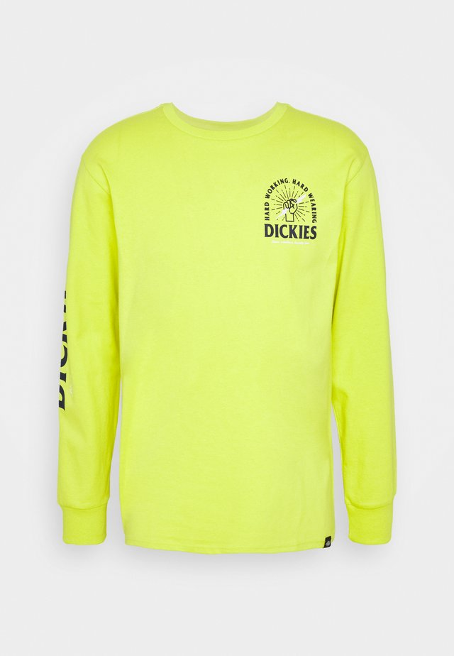 BALDWIN - Long sleeved top - sulphur