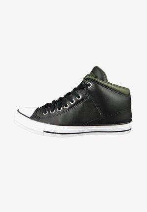 CHUCK TAYLOR  - Trainers - black cargo khaki