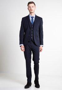 Next - Vesta do obleku - blue - 1