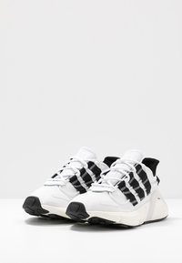 adidas Originals - LXCON  - Trainers - footwear white/core black/crystal white - 5
