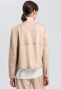 Marc Aurel - Light jacket - sand varied - 2