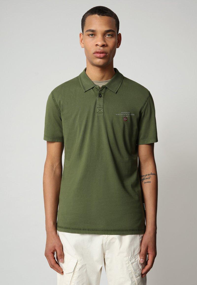 Napapijri - ELLI - Poloshirt - green cypress