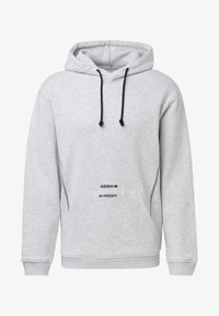 adidas Originals - HOODIE - Hoodie - grey - 8