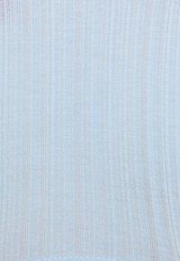 Monki - Topper - white light/light blue - 8