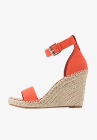 Dolce Vita - NOOR - High heeled sandals - red - 1