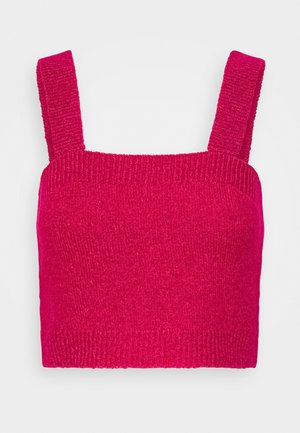 CROPPED - Top - magenta