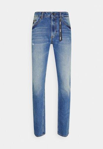 DRILL - Slim fit jeans - light-blue denim