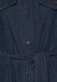 Anna Field - Denim dress - dark blue denim - 2