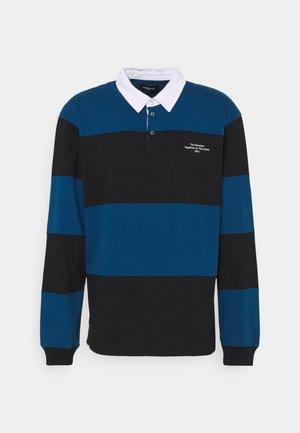 Polotričko - black/blue