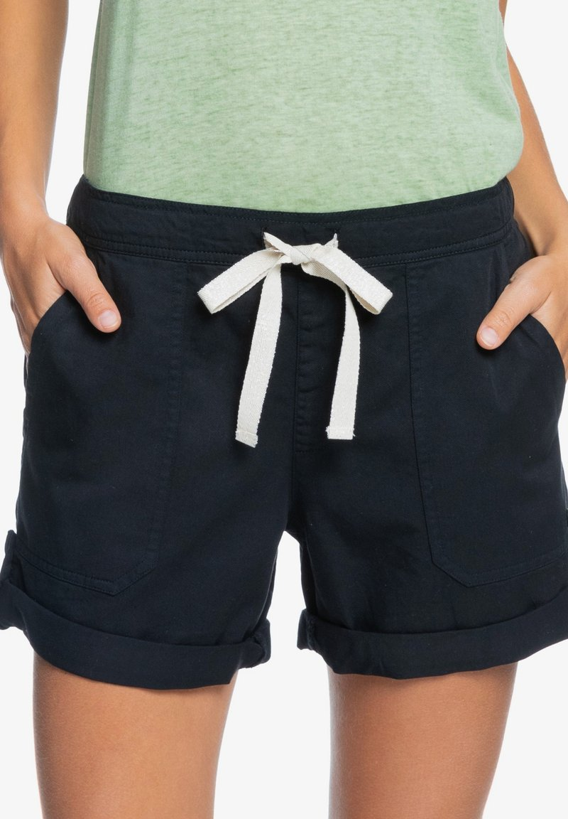 Roxy - LIFE IS SWEETER - Shorts - anthracite