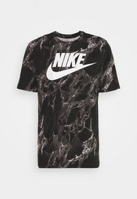 Nike Performance - TEE - T-shirt con stampa - black - 0