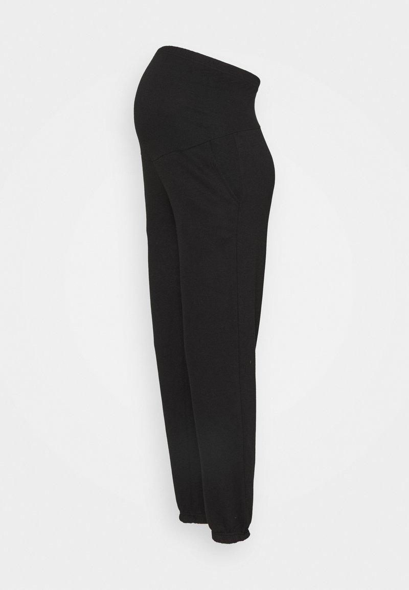New Look Maternity - Tracksuit bottoms - black