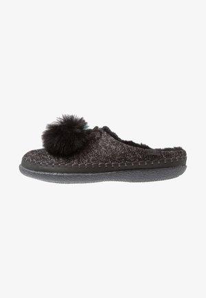 IVY - Domácí obuv - black