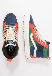Vans - UA SK8-HI 46 MTE DX - Sneaker high - fairway/gibraltar sea - 1