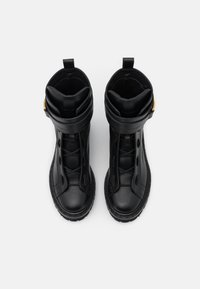 Bally - GLARIS - Cowboy/biker ankle boot - black - 4