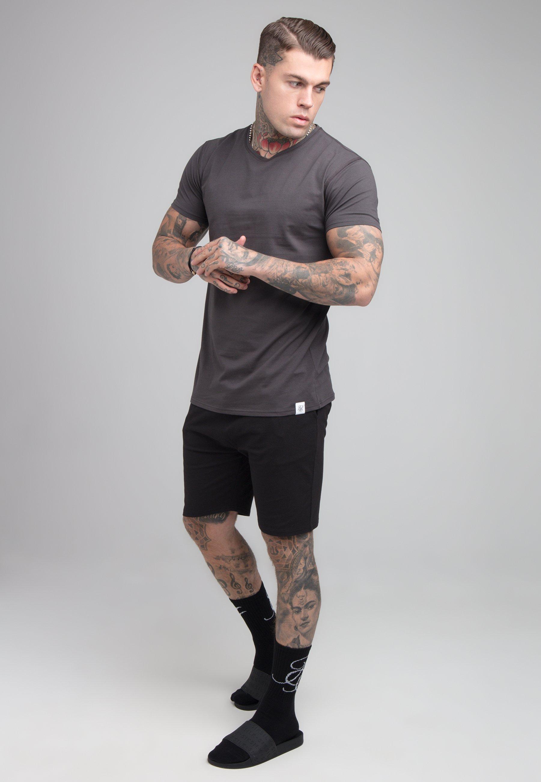 Herrer LOUNGE TEE 2 PACK - Nattøj trøjer