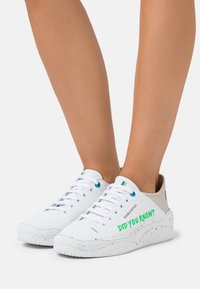 F_WD - Baskets basses - white/ice - 0