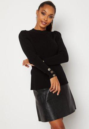CLAUDINA  - Long sleeved top - black