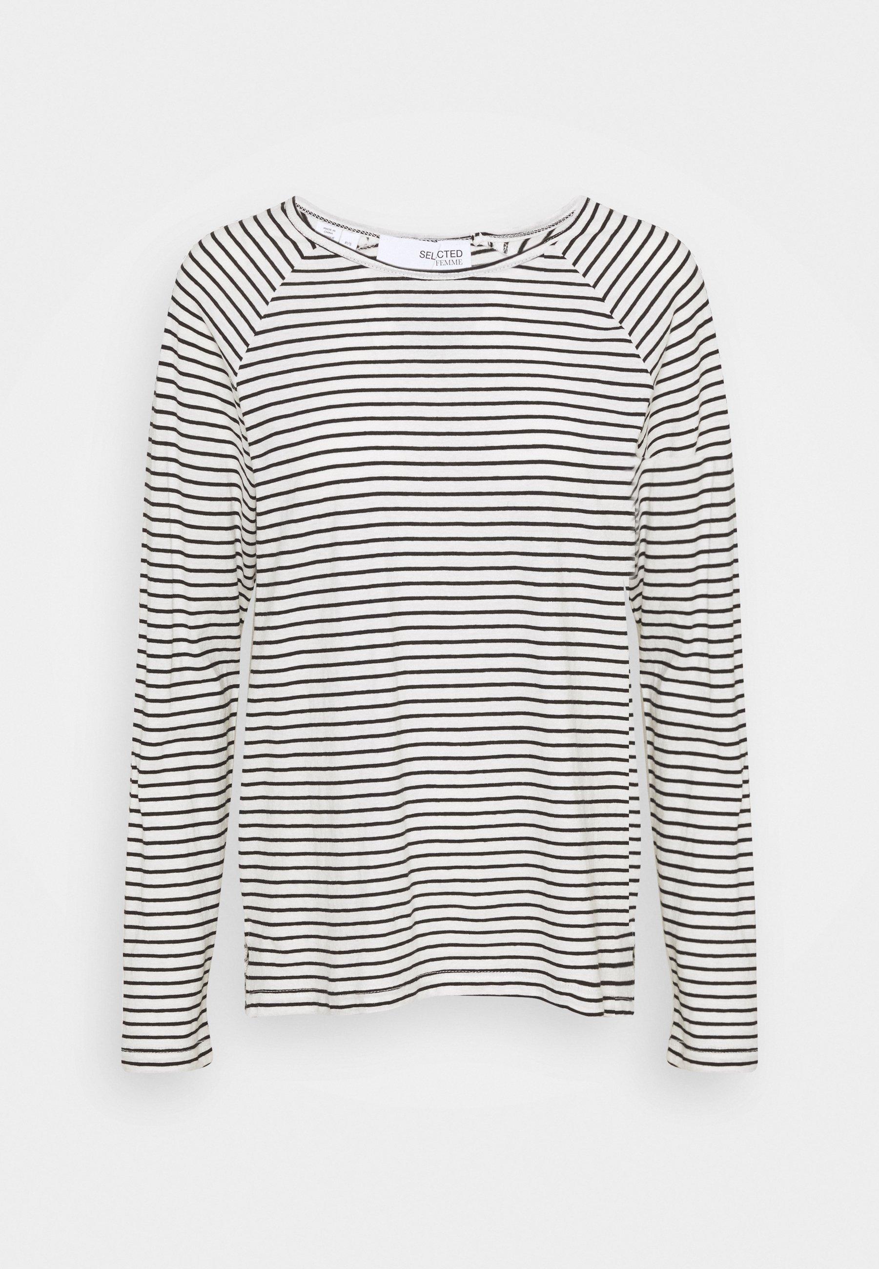 Women SLFBELIVE TEE - Long sleeved top